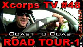 Xcorps Action Sports TV #48.) ROAD TOUR-1 seg.5