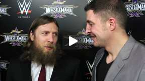 #InTheLab at WrestleMania XXX Press Conference