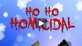 Ho Ho Homicidal - Trailer