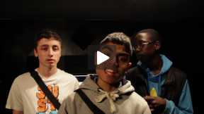 Don Recy,D Limit & Blaise Drop a Freestyle
