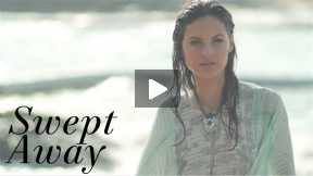 Swept Away Fashion Video for L'Officiel Thailand