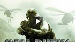 Computer Game Call of Duty 4 (Part 2)