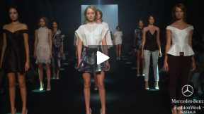 THE CAMEO MERCEDES-BENZ FASHION WEEK AUSTRALIA SPRING - SUMMER 2014/15 RUNWAY SHOW #MBFWA