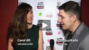 #InTheLab with Carol Alt