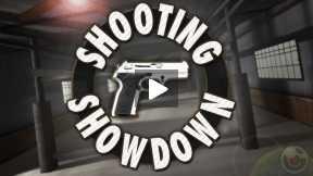 shooting showdown game - practice
