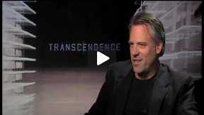 TRANSCENDENCE Interview with Director Wally Pfister