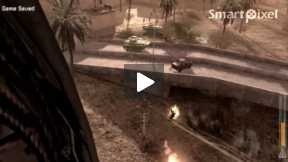 PC Game Call of Duty 4, Mission Shock and Awe Part 1