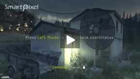 Computer Game Call of Duty 4 (Mission Safe House Part 2)