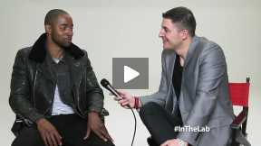 #InTheLab with Jay Ellis BET's