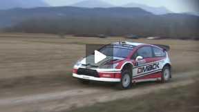 Ronde Prealpi Master Show 2013 - Camera car Trentin-De Marco