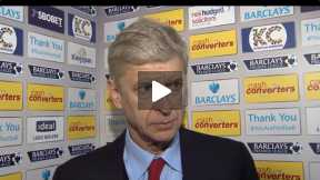 Arsene Wenger Reaction on Hull City