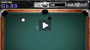snooker speed ball rating poor