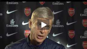 Wenger on Diaby return