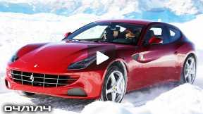 Ferrari FF Coupe, Land Rover Transparent Hood, Massive Toyota Recall