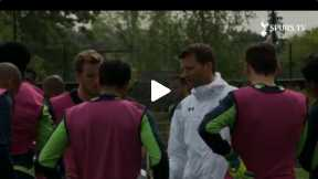 Today at training 24 April 2014