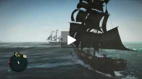 Assassin's Creed IV - Black Flag Ship View