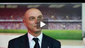 AIA to become Tottenham's main sponsors next season