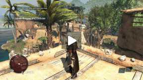 Assassin's Creed IV - Black Flag African Island View