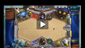 Arena: Hunter Vs. Warlock - Heartstone