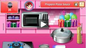 Valentine Pizza   Cooking Games