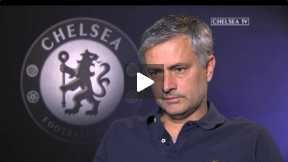 Mourinho says the condition of squad is good