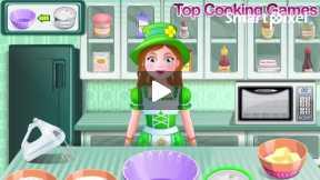 shamrock cake cooking game part3