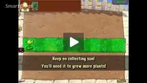 plant vs zombie level 1