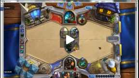 Arena - Hunter Vs. Shaman Match- Heartstone