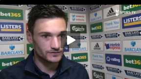 Lloris happy with the winner