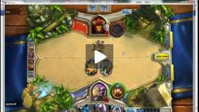Arena - Priest Vs Warrior - Heartstone
