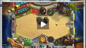 Arena - Priest Vs Hunter - Heartstone