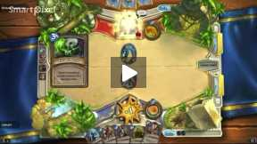 HEARTHSTONE jenna practise game