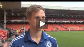 Kalas Happy with the start