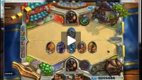 Arena-2 (Match 3) Hunter Vs. Hunter - Heartstone