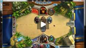 Arena-2 (Match 4) Hunter Vs. Warrior - Heartstone