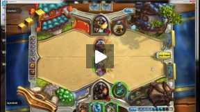 Arena-2 (Match 5) Hunter Vs. paladin - Heartstone