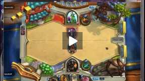 Arena-2 (Match 7) Hunter Vs. Druid - Heartstone