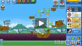 Angry bird mission 6