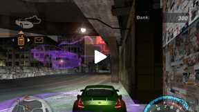 NEED FOR SPEED UNDERGROUND-2 (Race 2)