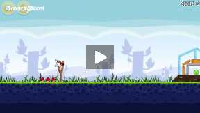Angry Bird Level 1-4