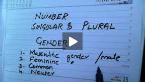 learning english by simple method lesson 13
