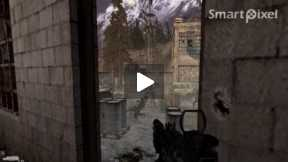 Computer Game Call of Duty 4 ( Mission Ultimatum Part 3)