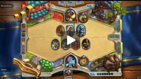 Hearthsone practise game