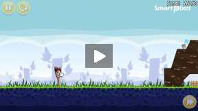 Angry Bird Level 1 part 8