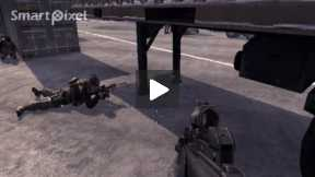 Computer Game Call of Duty 4 ( Mission All In Part 2)