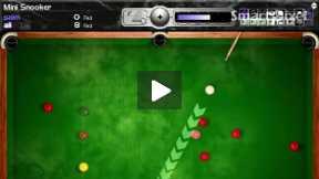 mini snooker part 3
