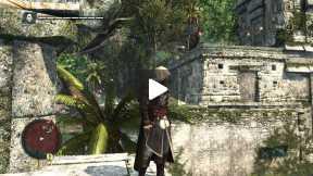 Assassin's Creed IV - Black Flag Maya Steal