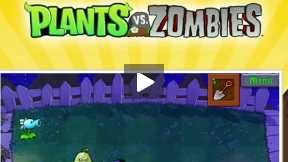 Plant Vs Zombies level 2