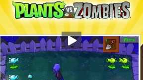 Plant Vs Zombies level 3