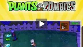 Plant Vs zombies level 4
